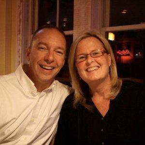 Dr. Steve and Megan Scheibner